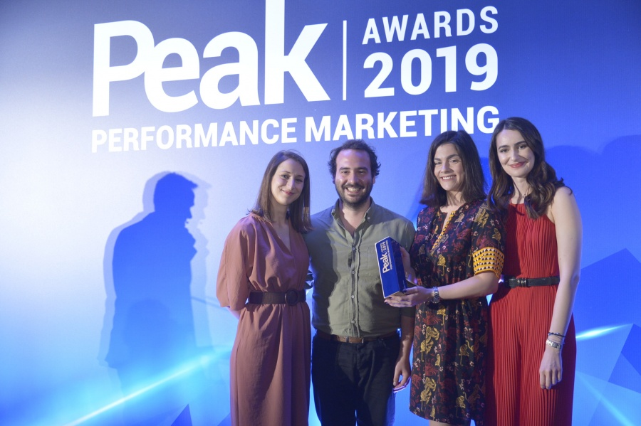 Η LeasePlan Hellas και η Reprise πρωταγωνίστησαν στα Peak Performance Marketing Awards 2019