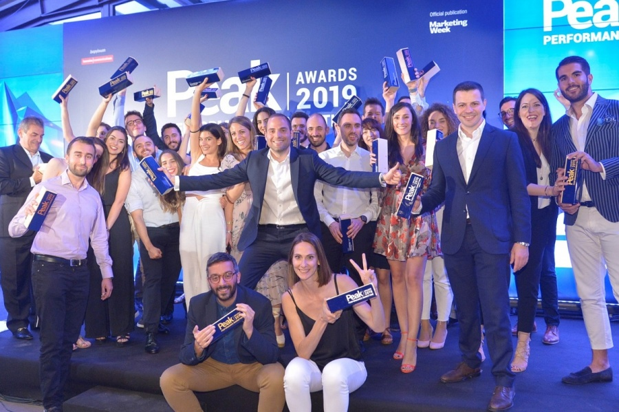 Performance Agency of The Year ανακηρύχθηκε η Relevance Digital Agency στα PEAK Performance Marketing Awards 2019