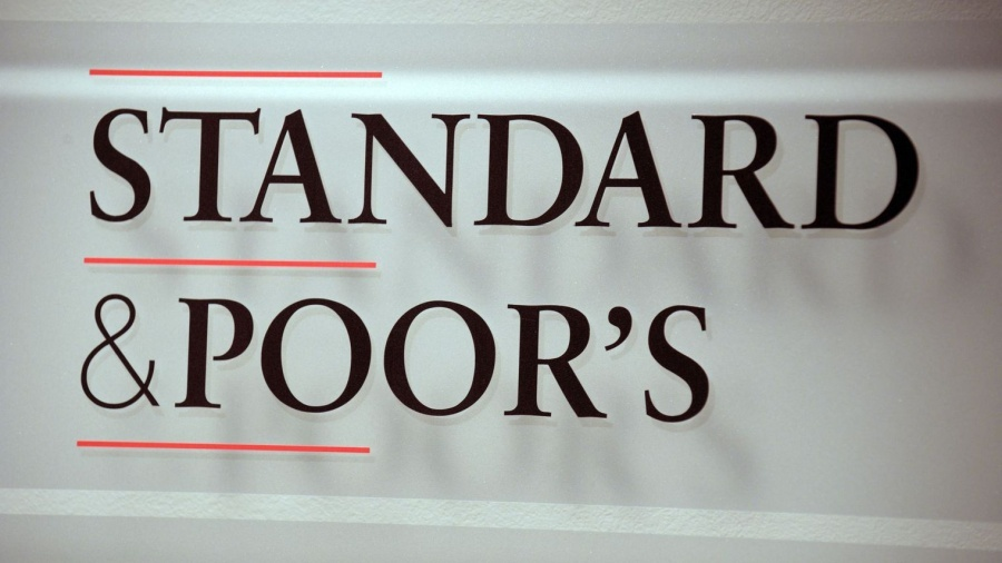 Standard & Poor's: Αναβάθμιση σε Β από Β- των ΕTE, Eurobank και Alpha και αμετάβλητη σε Β- η Πειραιώς - Βελτιώνεται ο δείκτης risk BICRA από 10 σε 9